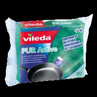 VILEDA Pur Active houbička Teflon 2 ks