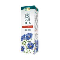 VIRDE Len 100% olej 200 ml