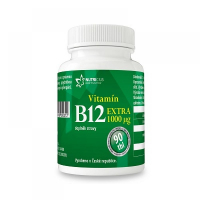 NUTRICIUS Vitamín B12 EXTRA 1000 g 90 tablet