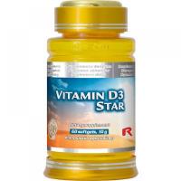 STARLIFE Vitamin D3 Star 60 tablet