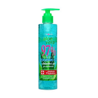 VIVACO Chladivý gel po opalování s Aloe Vera 97% 500 ml