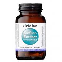 VIRIDIAN Nutrition Saffron Extract 60 kapslí