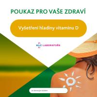 Vyšetření hladiny vitamínu D