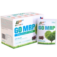 WEFOOD Dietní náhrada stravy GO MRP čokoláda 20x100 g