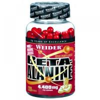 WEIDER Beta-Alanine 120 kapslí