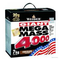 WEIDER Giant Mega Mass 4000 Čokoláda 7000 g