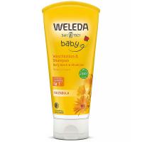 WELEDA Měsíčkový dětský šampón 200 ml