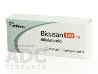 BICALUTAMID ACTAVIS 150 MG  30X150MG Potahované tablety