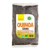 WOLFBERRY Quinoa černá BIO 500 g