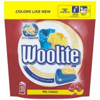 WOOLITE Mix Colors gelové kapsle na praní 35 ks