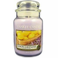 YANKEE CANDLE Lemon Lavender Classic velký 623 g