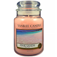 YANKEE CANDLE Classic Pink Sands velký 623 g