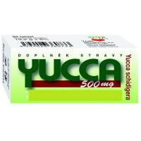 NATURVITA Yucca 500 mg 60 tablet