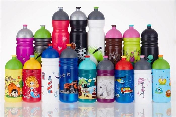 Zdravá lahev - dobrá volba