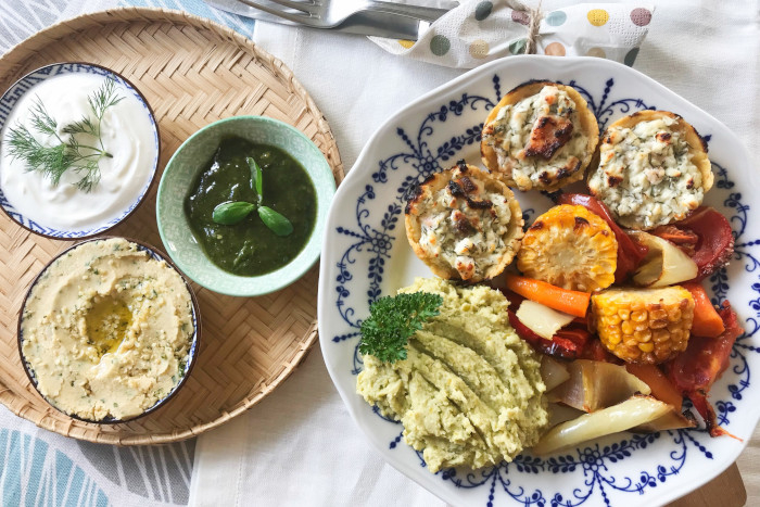 Zdravé vaření: Košíčky s lososem a koprem
