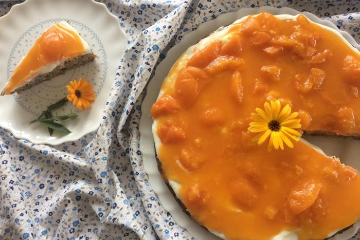 Zdravé vaření: Meruňkovo-tvarohový dezert bez mouky