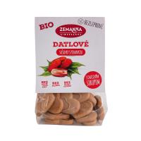 ZEMANKA Bezlepkové pohankovo-datlové sušenky BIO 100 g
