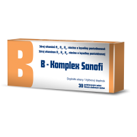 SANOFI B - Komplex Zentiva 30 dražé