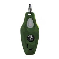 ZEROBUGS Plus ultrazvukový odpuzovač klíšťat a blech pro lidi, zelený