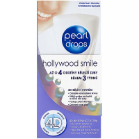PEARL DROPS Zubní pasta Hollywood Smile 50 ml