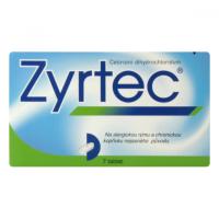 ZYRTEC  7X10MG Potahované tablety